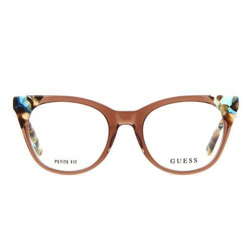 Óculos Guess Acetato Marrom Feminino GU2675 49045