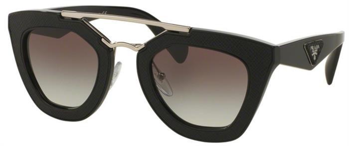 Óculos Solar Prada SPR14S 1AB0A7 Preto