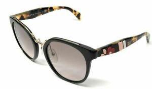 Óculos solar Prada spr17t dho 4k0 Marrom com tartaruga