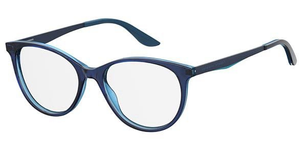 Óculos Feminino Seventh Street 7a 518 pjp Azul Petróleo