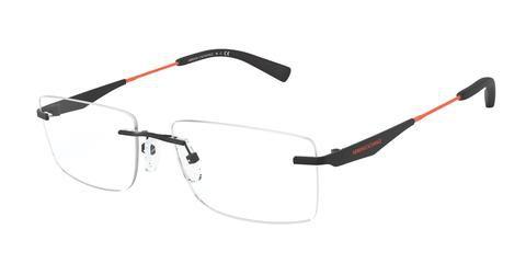 Óculos Armani Exchange AX 1039 6063 Marrom com laranja