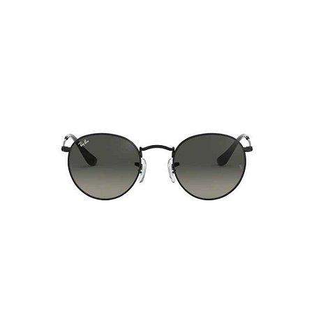 Óculos Solar Ray Ban Round Metal RB 3447NL 002/71 Preto