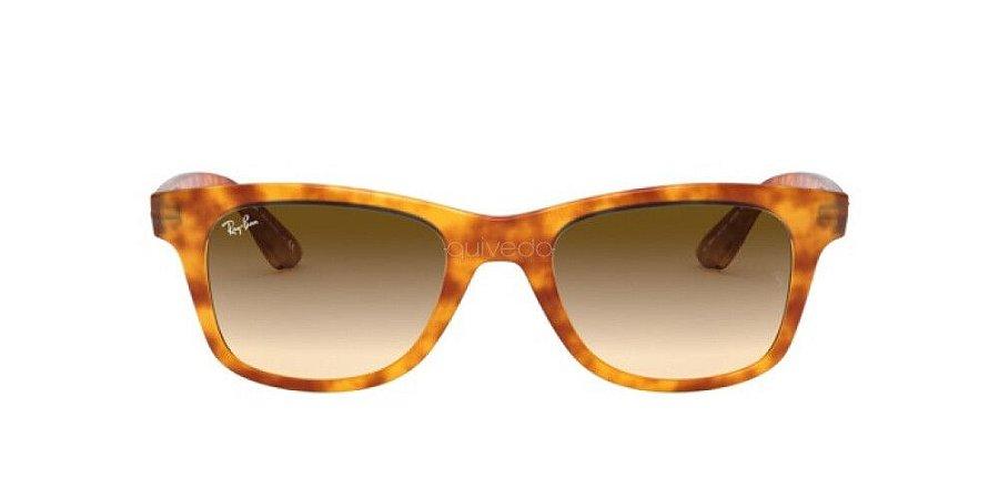 Óculos Solar Ray Ban RB 4640L 647551 Tartaruga