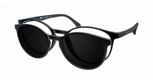 Óculos X-Treme com clip-on Circle UT 2631-VN C1 Preto