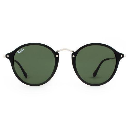 Óculos Solar Ray Ban Round RB 2447 901 Preto