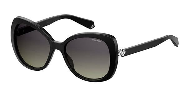 Óculos Solar Polaroid Feminino PLD 4063/S/X 807WJ Preto
