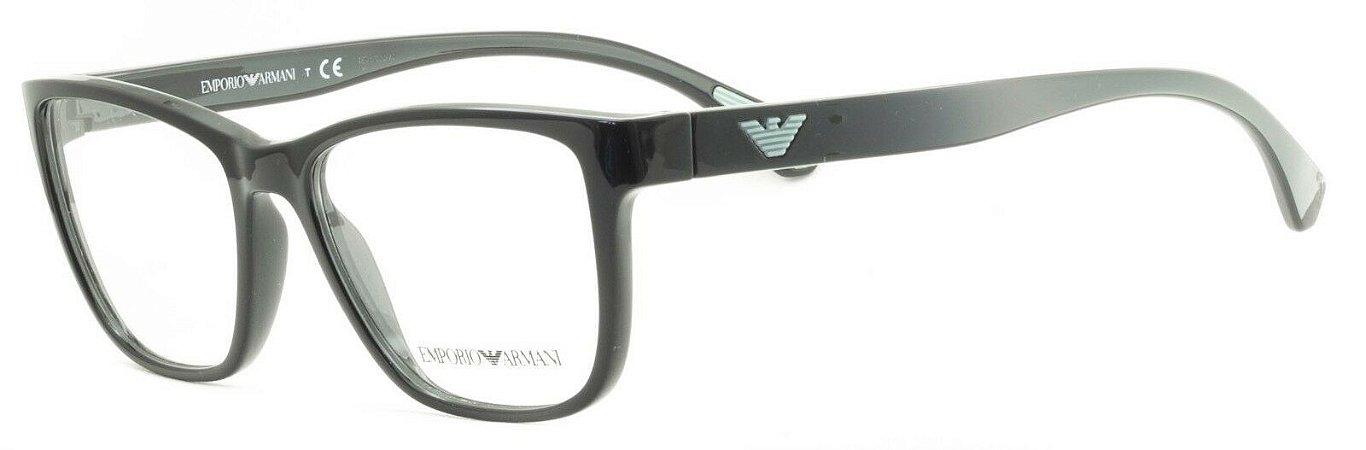 Óculos Masculino Emporio Armani EA 3090 5017 Preto