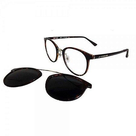 Óculos X-Treme com Clip On MA 0031A C2 Wig Tartaruga
