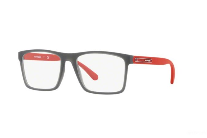 Óculos Masculino Arnette MC TWIST 7147 2526 Grafitti com Vermelho
