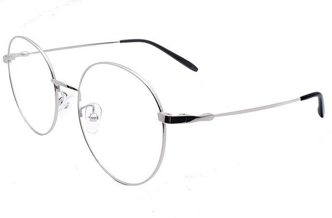 Óculos Seventh Street 7A 035 MVU Beta Titanium Azul