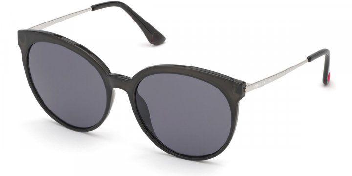 Óculos Solar Victoria's Secret Pink PK 0037 01A Preto