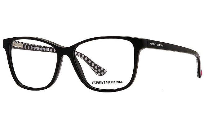 Óculos Victoria's Secret Pink PK5021 001 Preto