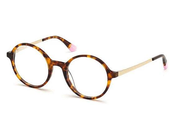 Óculos Victoria's Secret VS 5005 053 Tartaruga