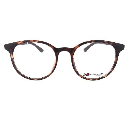 Óculos X-Treme com clip-on Circle UT 3019b c2 Tartaruga