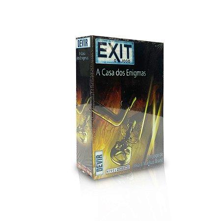 Exit: O Jogo - A Casa Dos Enigmas
