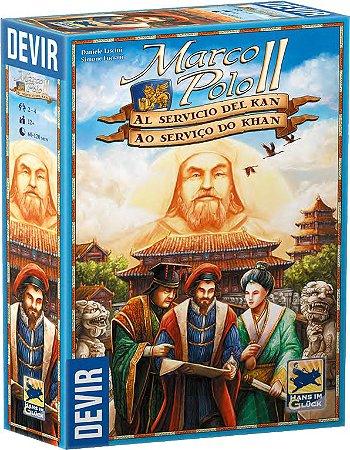 Marco Polo II - Ao Serviço de  Khan