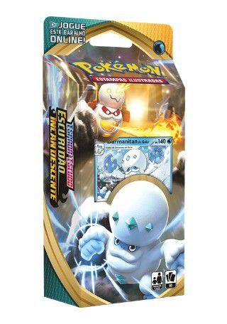 Pokémon Deck Estrutural - Darmanitan De Galar