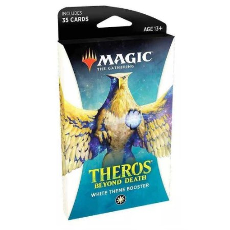 Magic - Theros Beyond Death - White Theme Booster