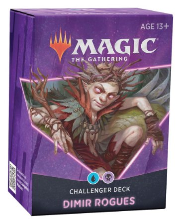 Magic - Challenger Deck - Dimir Rogues