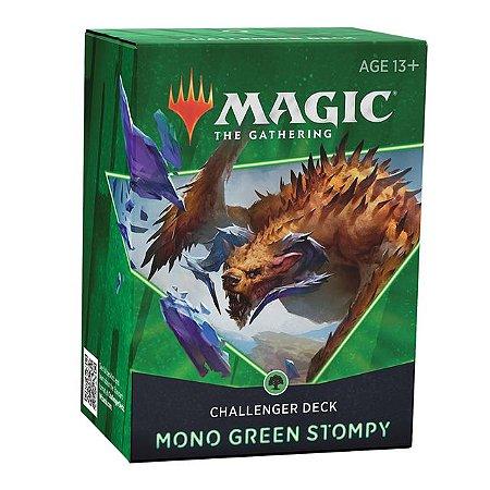 Magic - Challenger Deck - Mono Green Stompy