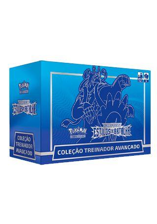 Pokémon - Estilos De Batalha - Coleção Treinador Avançado - Azul
