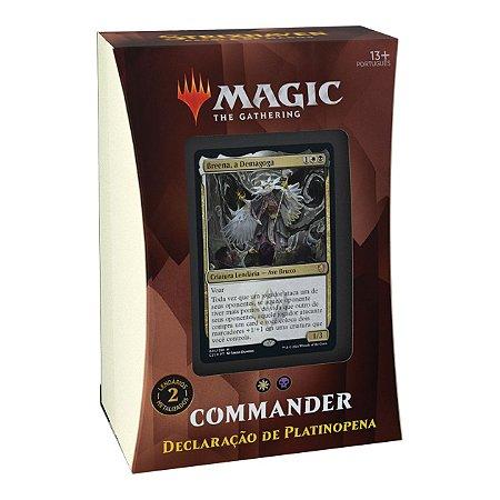 Magic - Commander - Declaração De Plantinopena