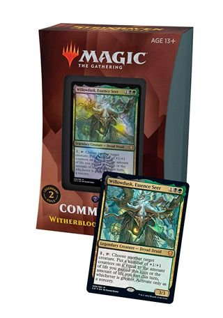 Magic - Commander - Feitiçaria De Murchaflor