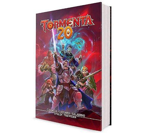 Tormenta 20 - O Livro Básico Do Maior RPG Do Brasil