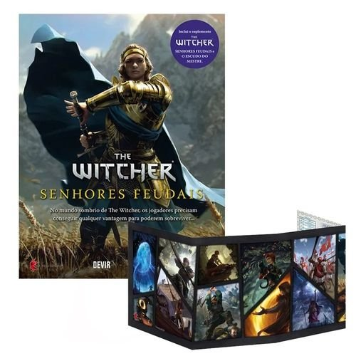 The Witcher - Senhores Feudais (Expansão)