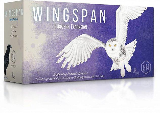 Wingspan: Europa - Expansão