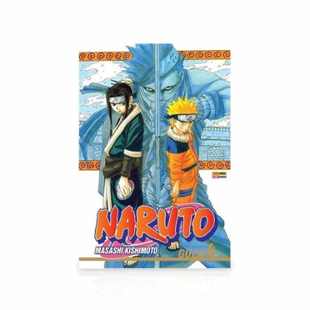 Mangá - Naruto Gold - Vol.4