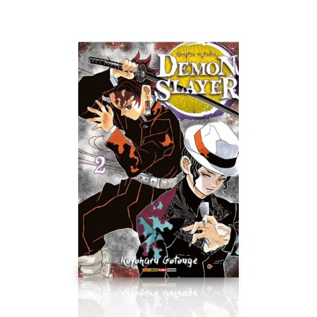 Mangá - Demon Slayer - Vol.2