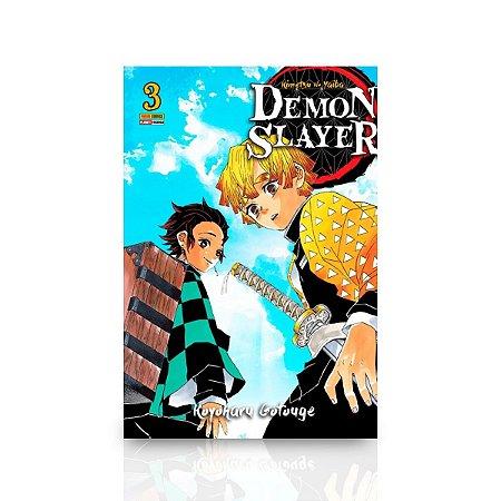 Mangá - Demon Slayer - Vol.3