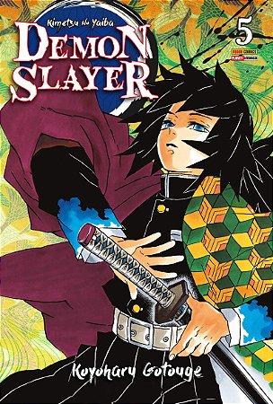 Mangá - Demon Slayer - Vol.5