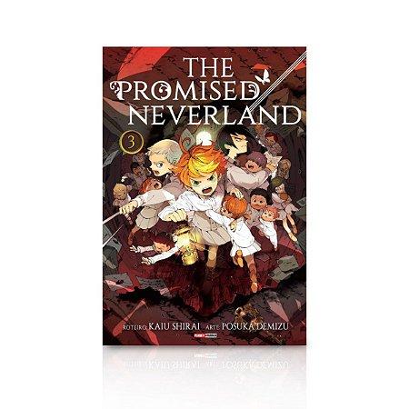 Mangá - The Promised Neverland - Vol.3