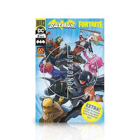 Batman x Fortnite  Zero Point vol.2