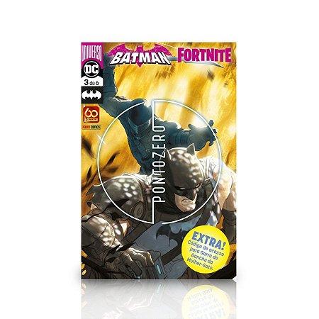 Batman x Fortnite  Zero Point vol.3