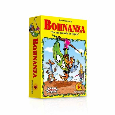 Bohnanza: Por Um Punhado De Feijões!