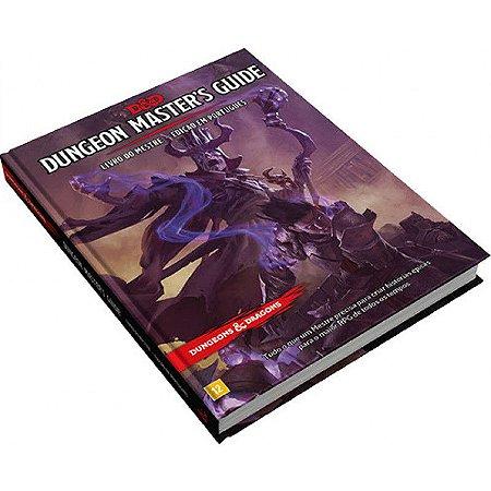 D&D Livro Do mestre - Em Português