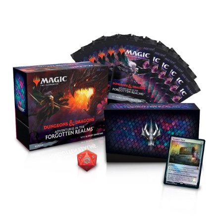 Magic - Adventures In The Forgotten Realms - Bundle (Inglês)