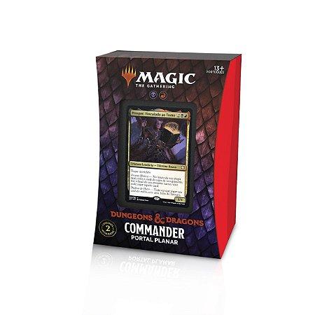 Magic - Dungeons & Dragons: Adventures In The Forgotten Realms - Commander: Portal Planar