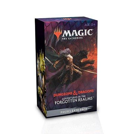 Magic - Dungeons & Dragons: Adventures In The Forgotten Realms - Pacote De Pré-Lançamento