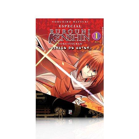 Rurouni Kenshin - Especial - Versão do autor - Vol.1