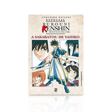 Rurouni Kenshin - Especial - Sakabatou de Yahiko