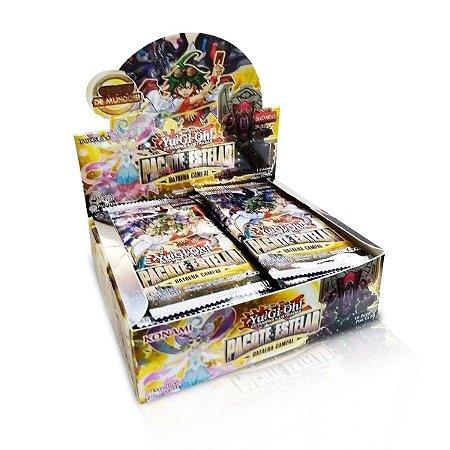Booster Box Yu-Gi-Oh! - Pacote Estelar Batalha Campal