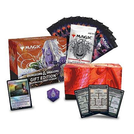 Magic - Gift Bundle de Adventures in the Forgotten Realms (INGLÊS)