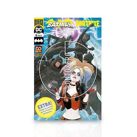 Batman X Fortnite Zero Point vol.6