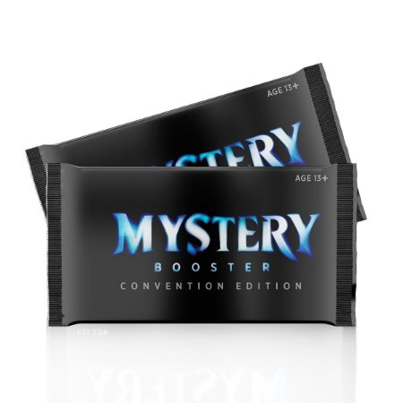 Booster avulso Magic Mystery booster convention edition