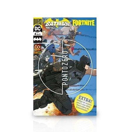 Batman X Fortnite Zero Point vol.4