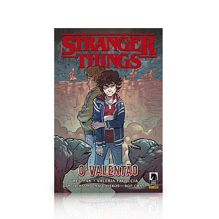 Stranger Things: O Valentão